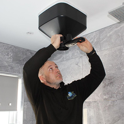 mould removal london