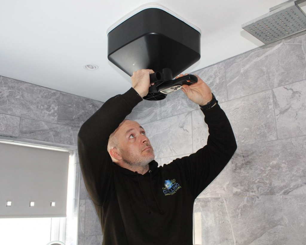 mould removal Vent-Axia Essex